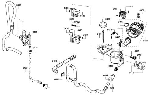 small resolution of kenmore elite 63013902010 pump diagram