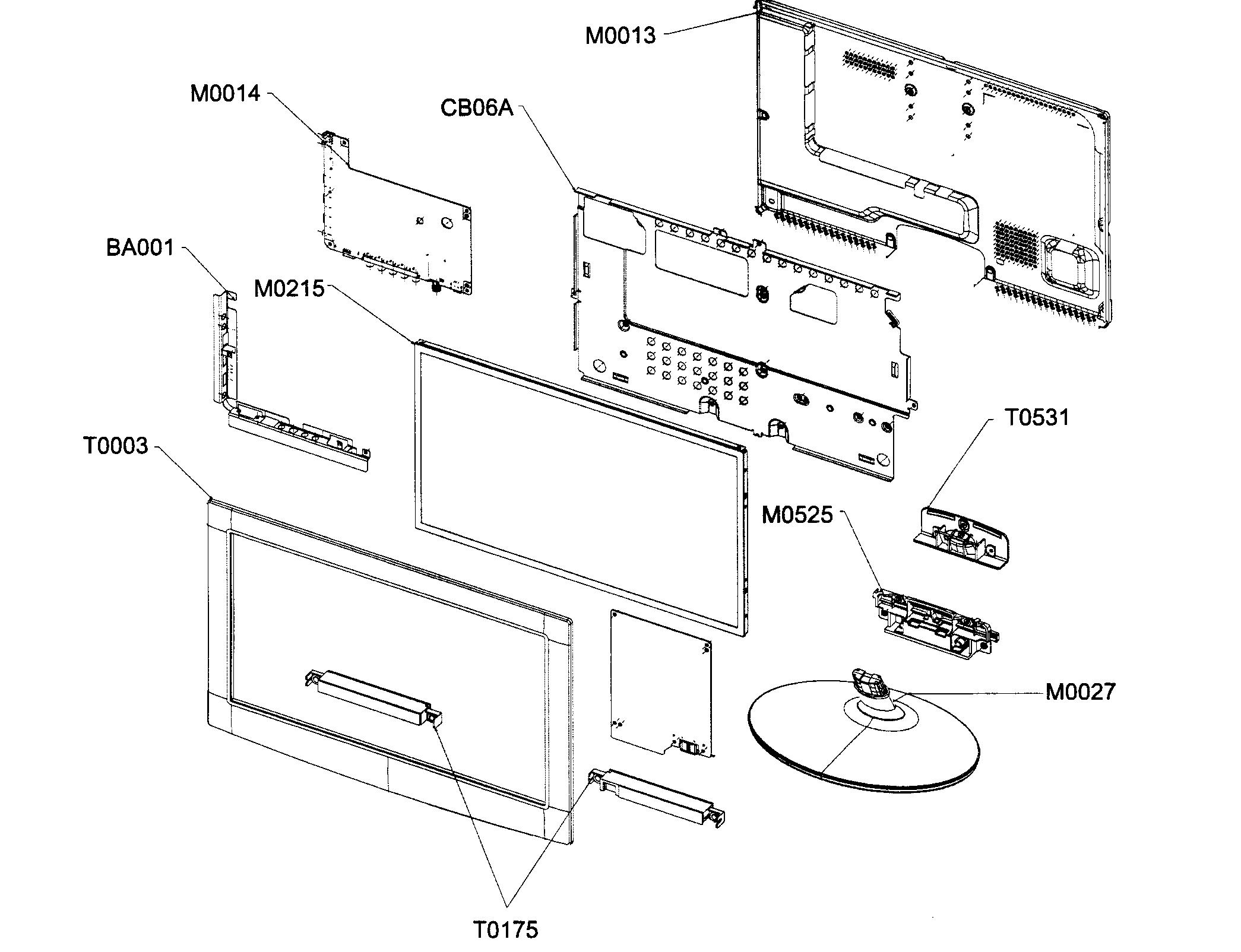 Sony Vizio Schematic Magnavox Schematics ~ Elsavadorla