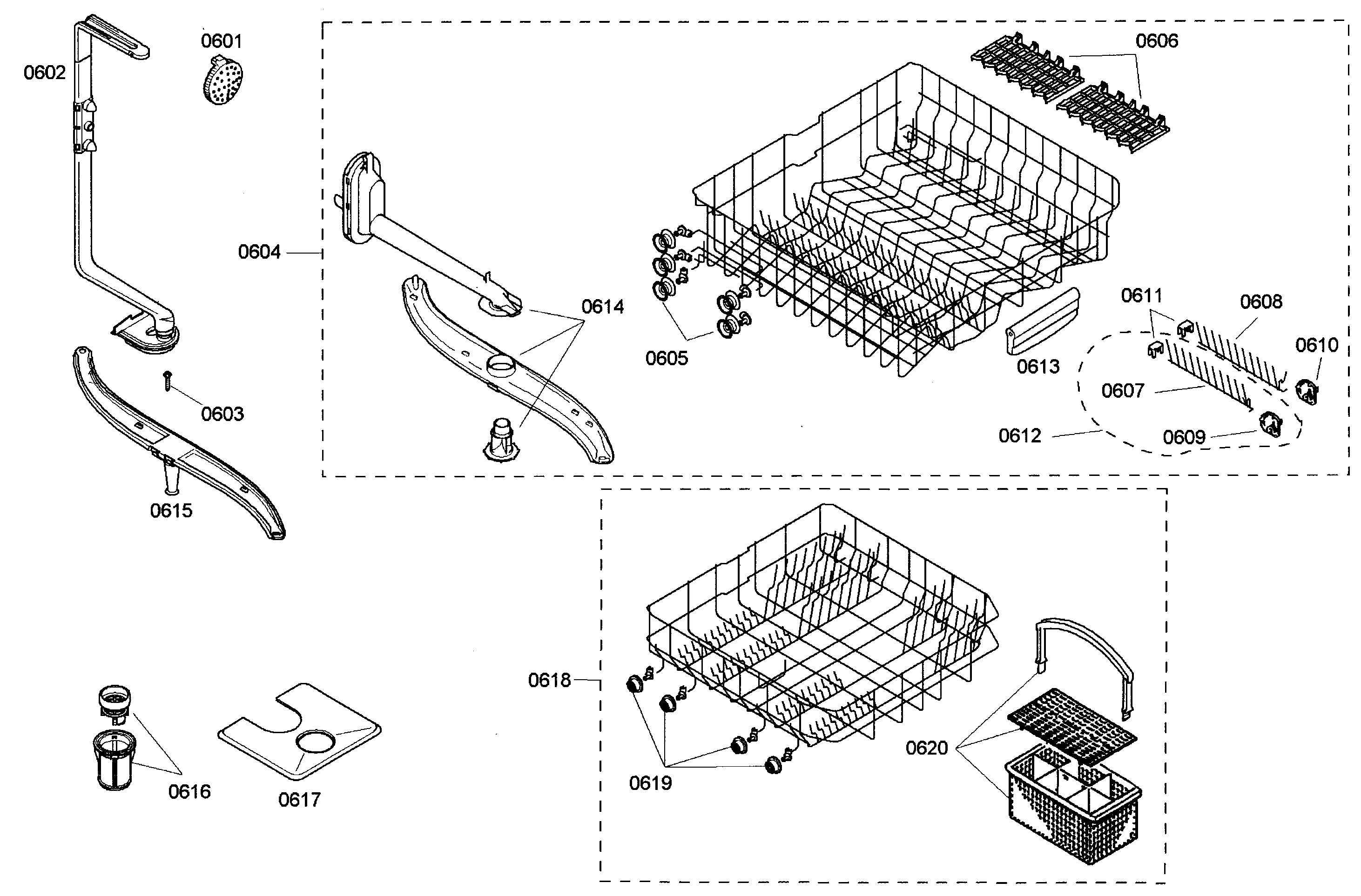 Bosch Slimline Dishwasher User Manual
