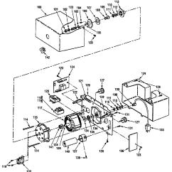 Genie Garage Door Parts Diagram Sunpro Super Tach 2 Wiring Opener Model G2500 Sears Partsdirect