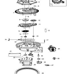 samsung dmt800rhs xaa pump assy diagram [ 1602 x 2091 Pixel ]