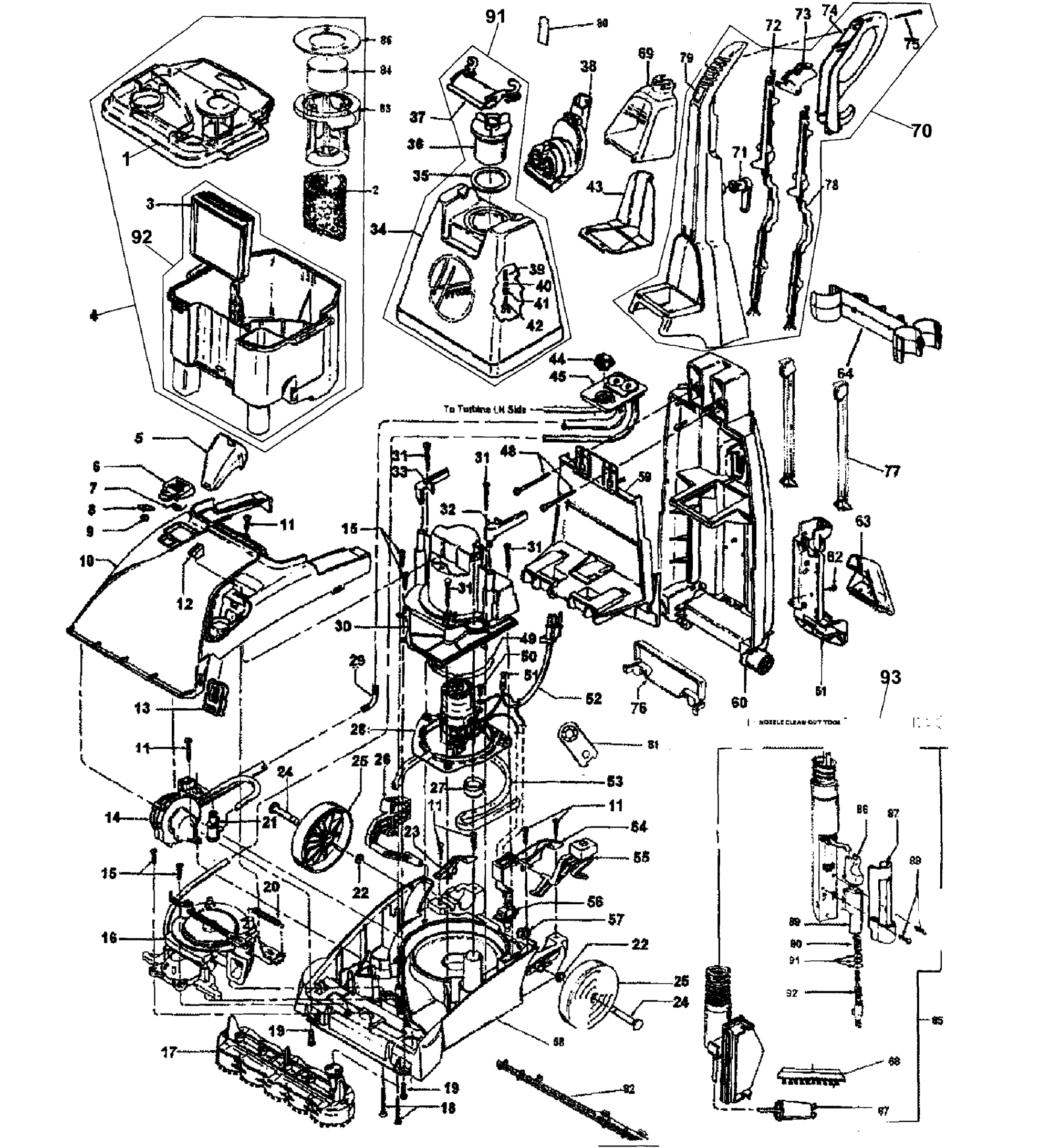 hight resolution of wiring diagram of hoover carpet cleaner wiring diagram third levelwiring diagram of hoover carpet cleaner wiring