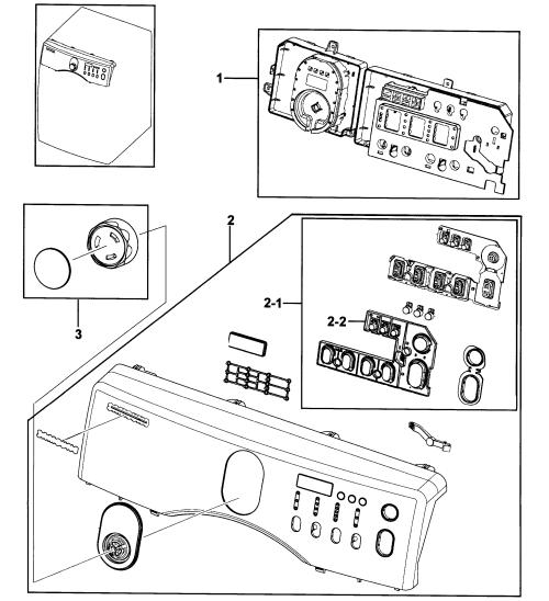 small resolution of samsung dv219aew xaa 00 control panel diagram