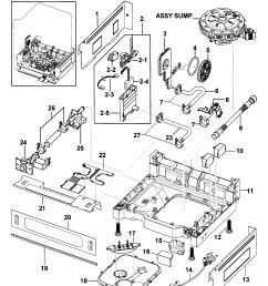 wrg 6251 samsung dishwasher wiring diagram [ 2526 x 2882 Pixel ]