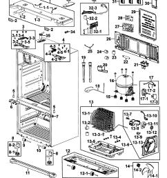 samsung rf267abwp refrigerator wiring diagram example electrical samsung refrigerator valve samsung model rf267abwp xaa 0000 bottom [ 2392 x 2607 Pixel ]