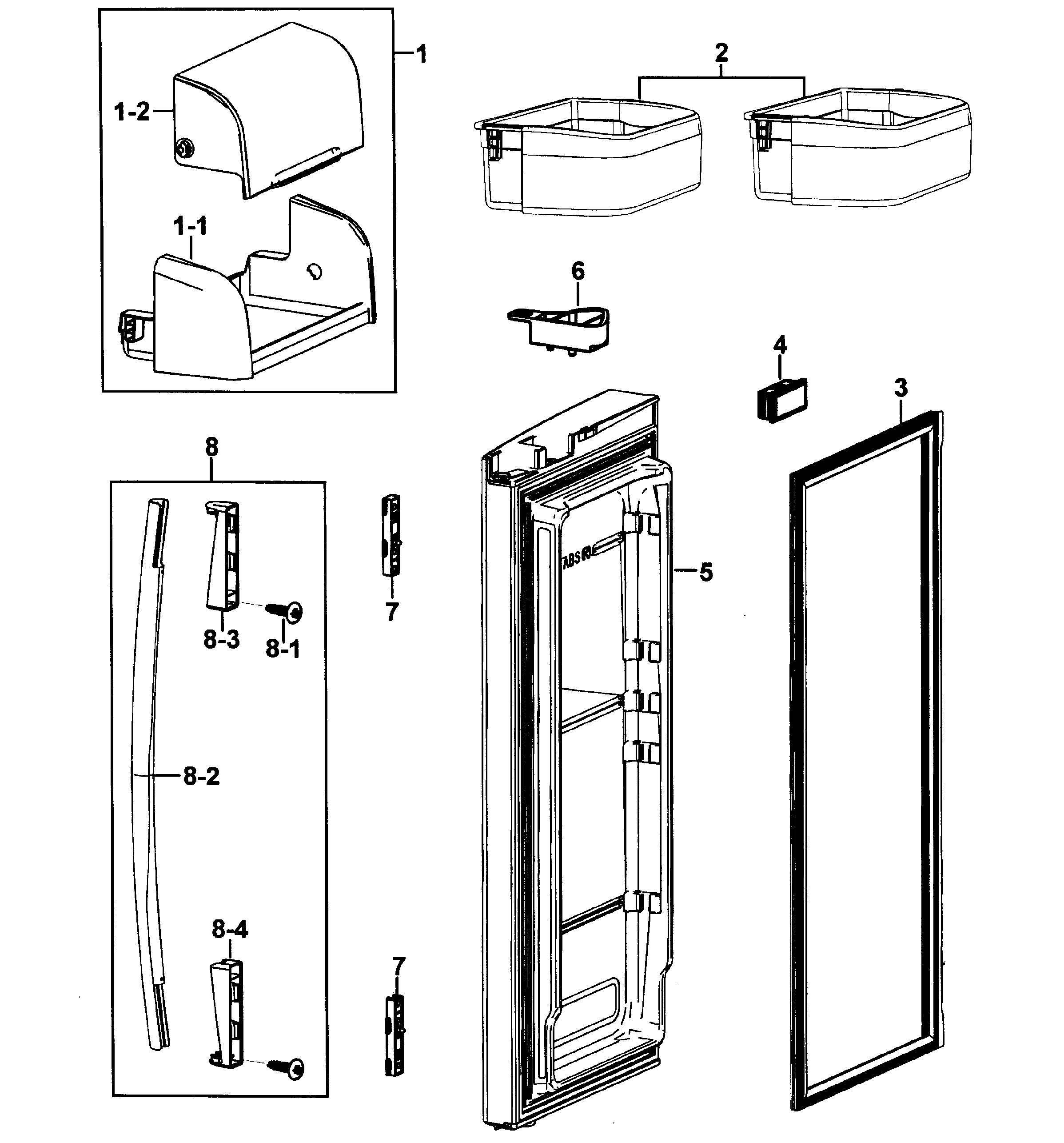 whirlpool frost refrigerator wiring diagram
