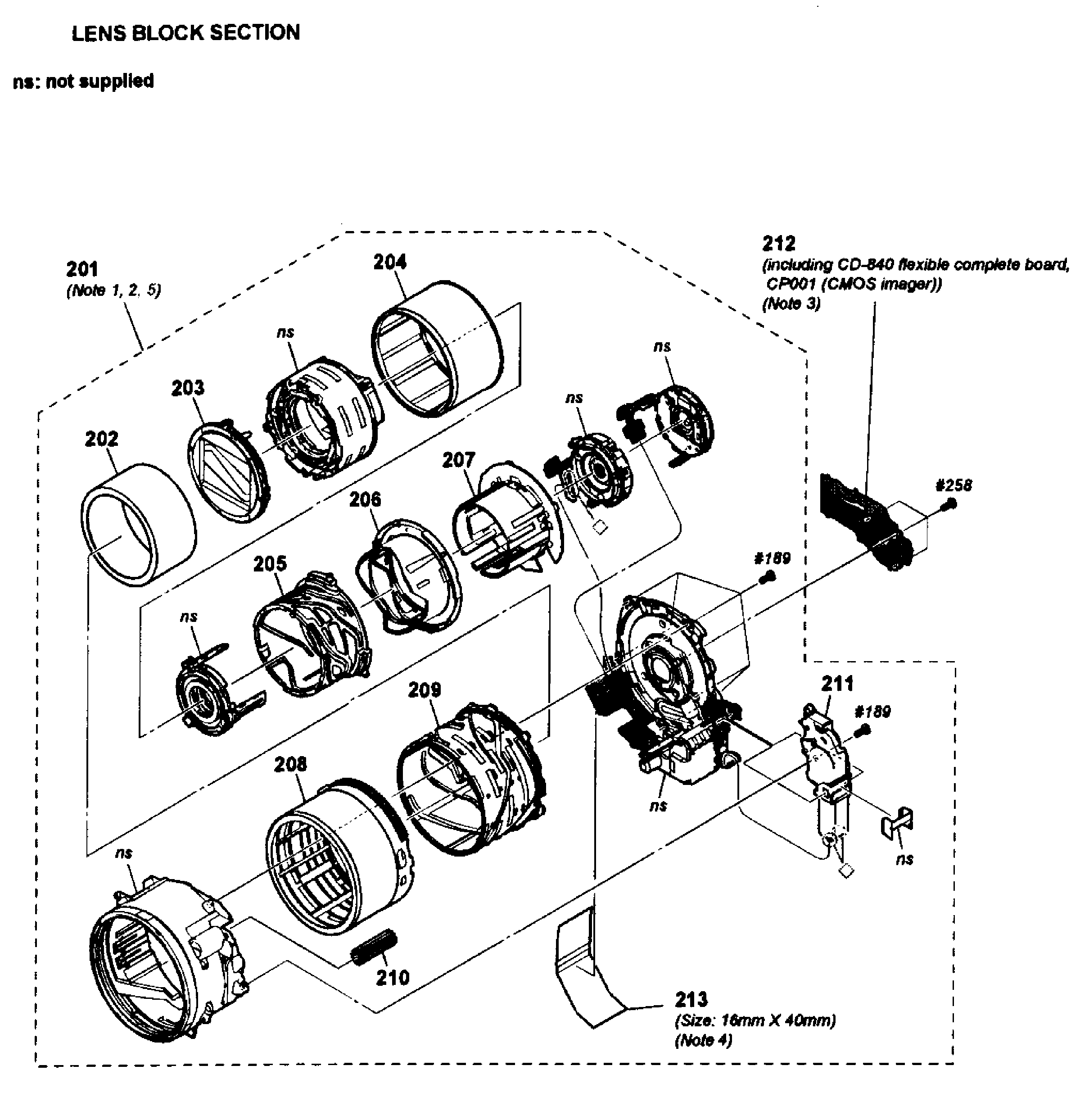 Camera Lens Parts Diagram : 25 Wiring Diagram Images