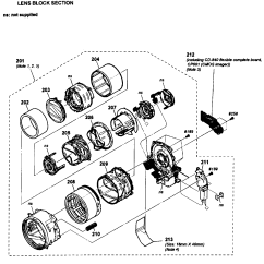 Camera Parts Diagram Switch Loop Wiring Lens 25 Images