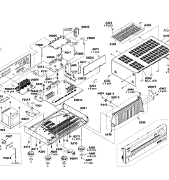 onkyo model ht s5500 home theatre genuine partsonkyo wiring diagram 15 [ 2539 x 2343 Pixel ]