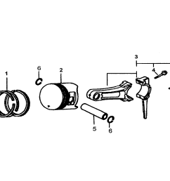 generac gp7500e 5943 0 piston rod assy diagram [ 2545 x 2317 Pixel ]