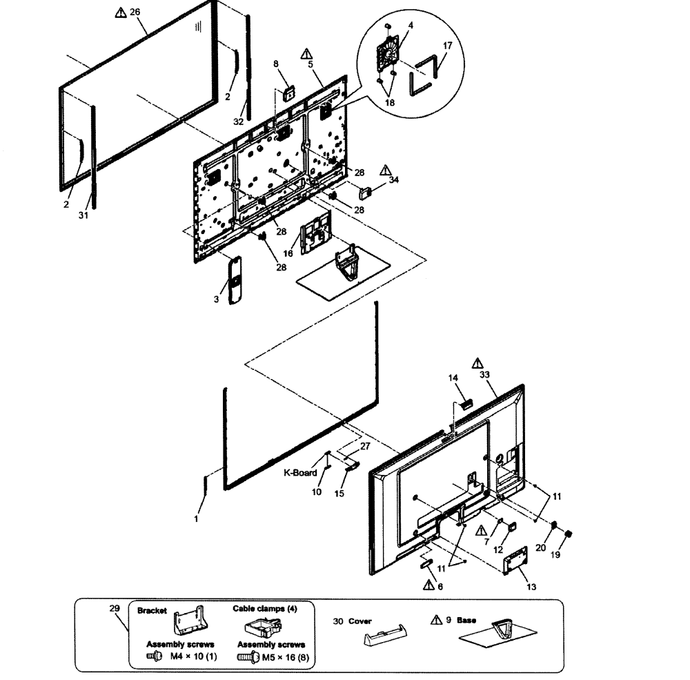 medium resolution of cabinet parts