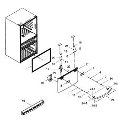 samsung refrig wiring diagram wiring diagram on refrigerator troubleshooting refrigerator compressor schematic  [ 2546 x 2621 Pixel ]
