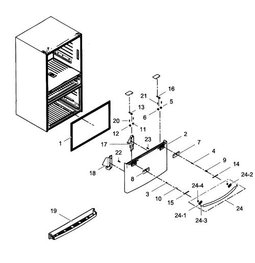 small resolution of  samsung refrig wiring diagram wiring diagram on refrigerator troubleshooting refrigerator compressor schematic