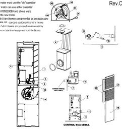 coleman dgaa077bdtb furnace assy diagram [ 2533 x 2259 Pixel ]