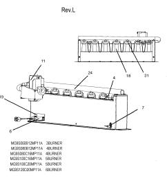 coleman furnace part diagram [ 2548 x 2545 Pixel ]