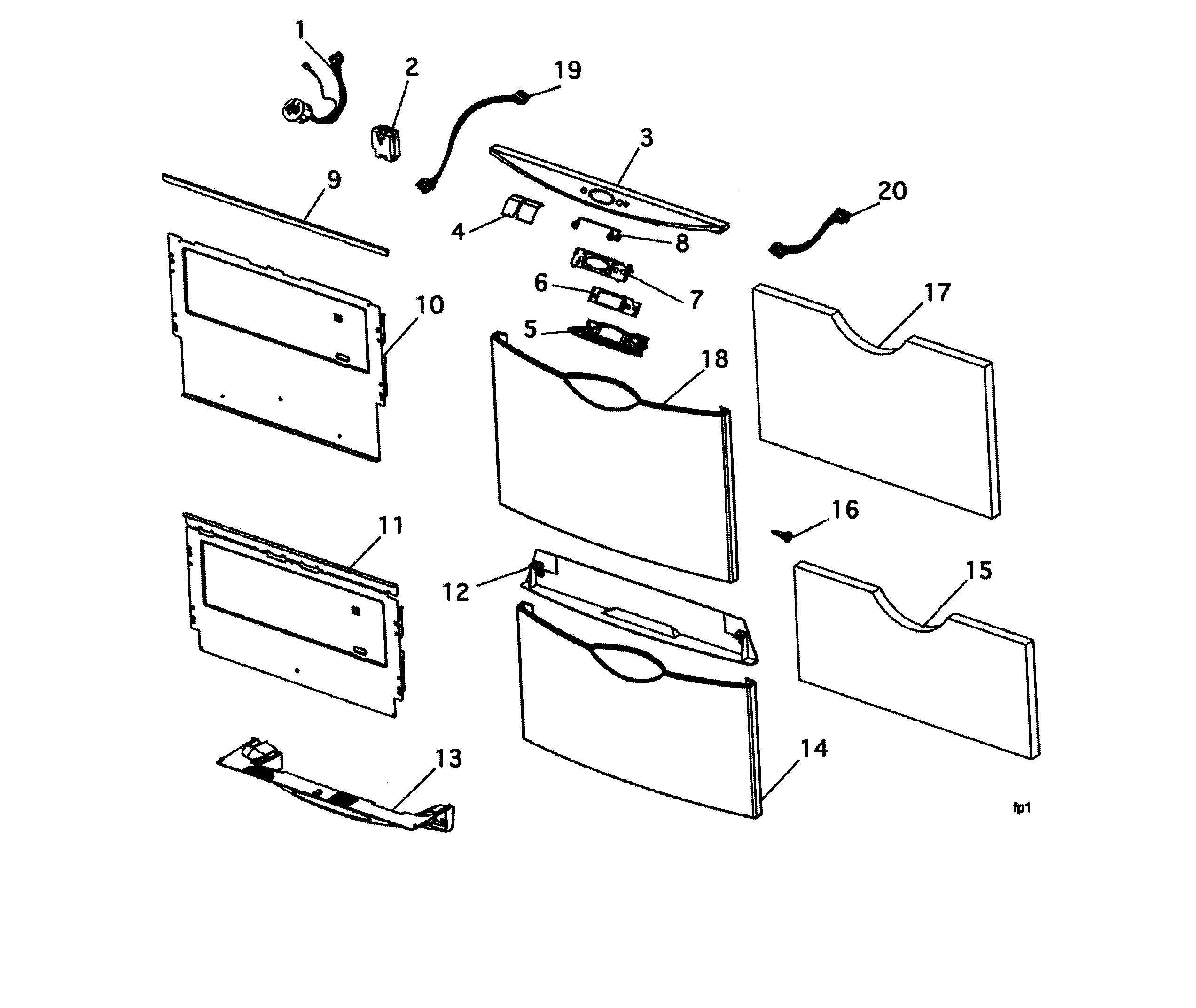 fisher paykel washing machine parts diagram honda activa electrical wiring ppt fisherpaykel dishwasher model dd60388445 sears