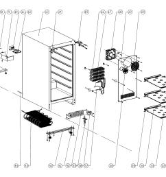 edgestar wiring diagram edgestar model cbr901sg coolers genuine parts rh searspartsdirect com [ 2336 x 1326 Pixel ]