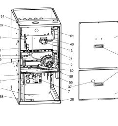 coleman furnace parts diagrams 30 wiring diagram images duct parts diagram diagram of air conditioner parts [ 2128 x 1469 Pixel ]