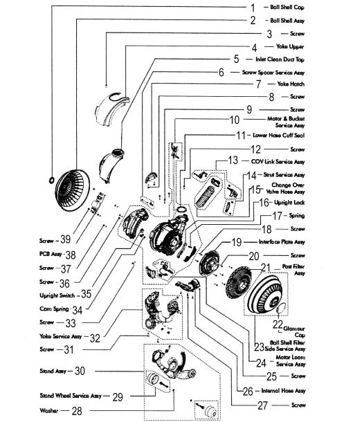 small resolution of motor assy
