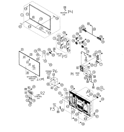 diagram parts list for model r9h94b sharpparts microwaveparts 6 15 gm factory stereo radio wiring harness 19851999 wh351 o 239 1 of [ 2541 x 2661 Pixel ]