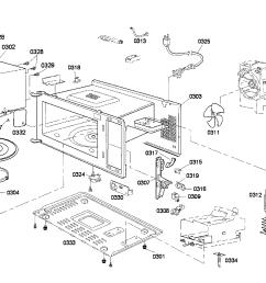 bosch microwave wiring diagram [ 2548 x 1675 Pixel ]