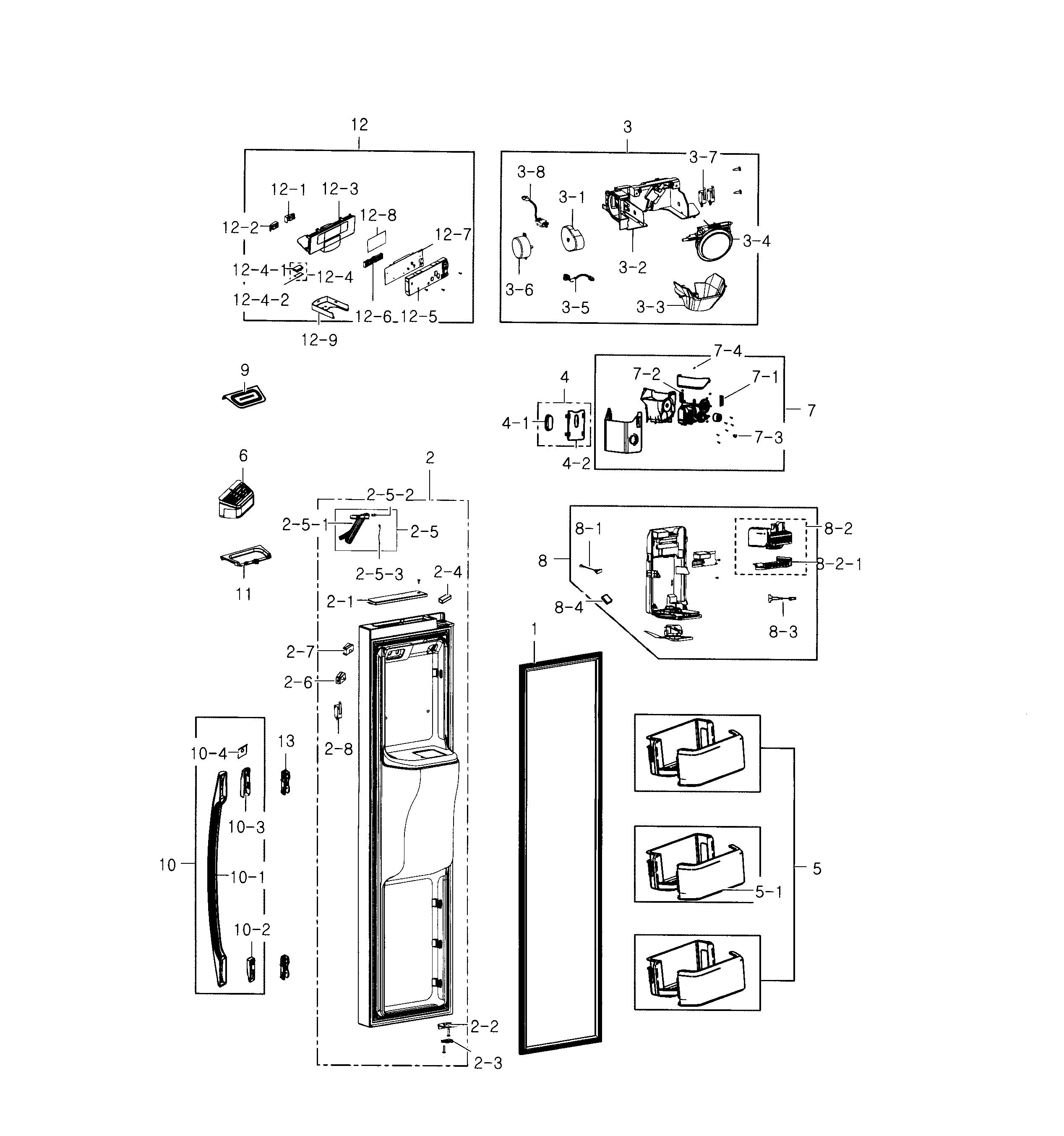 Samsung Refrigerator Wiring Diagram : 35 Wiring Diagram