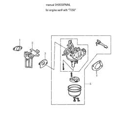 generac 006022 0 carburetor diagram [ 1699 x 1827 Pixel ]