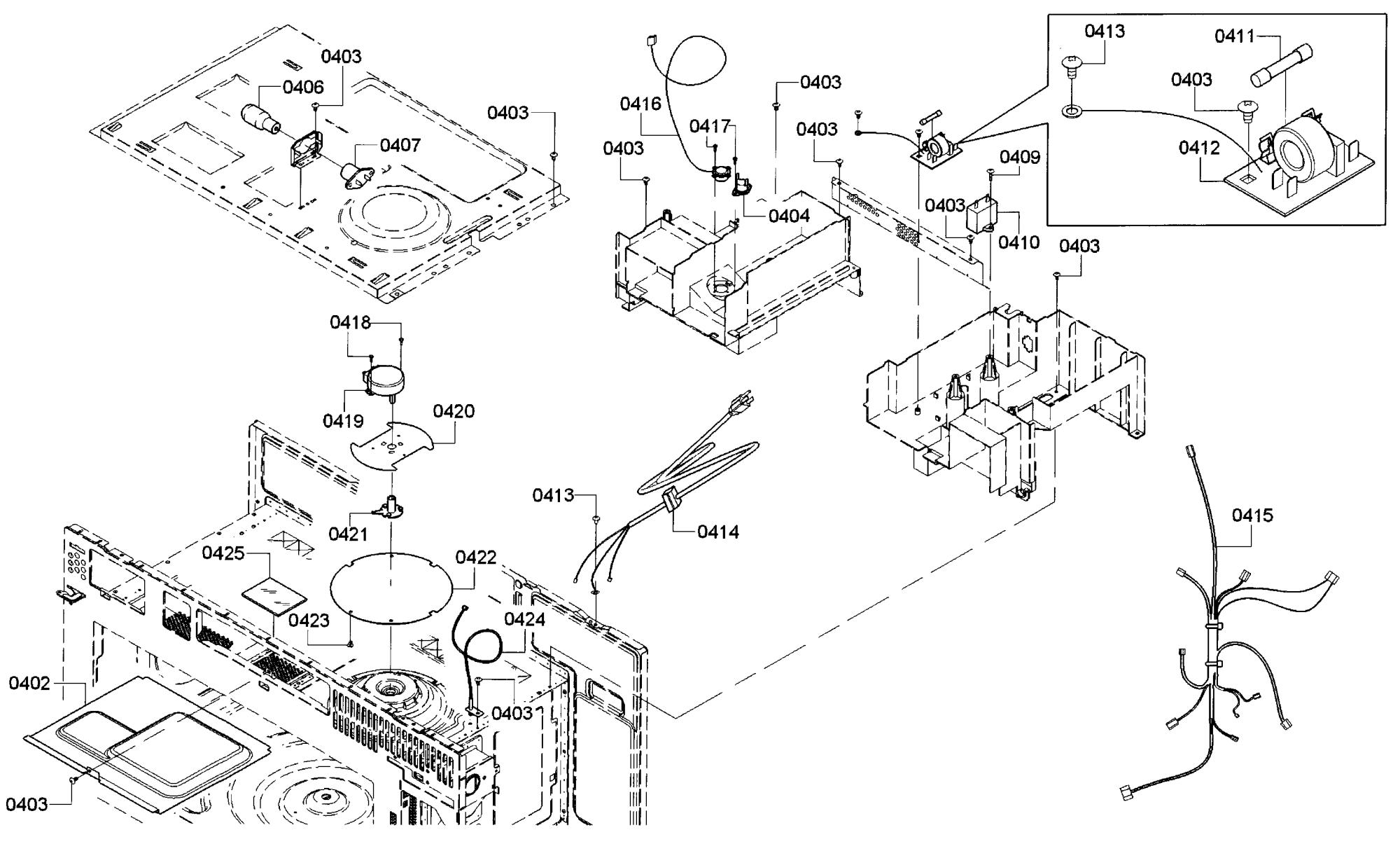 hight resolution of bosch hmv8052u 01 wiring diagram