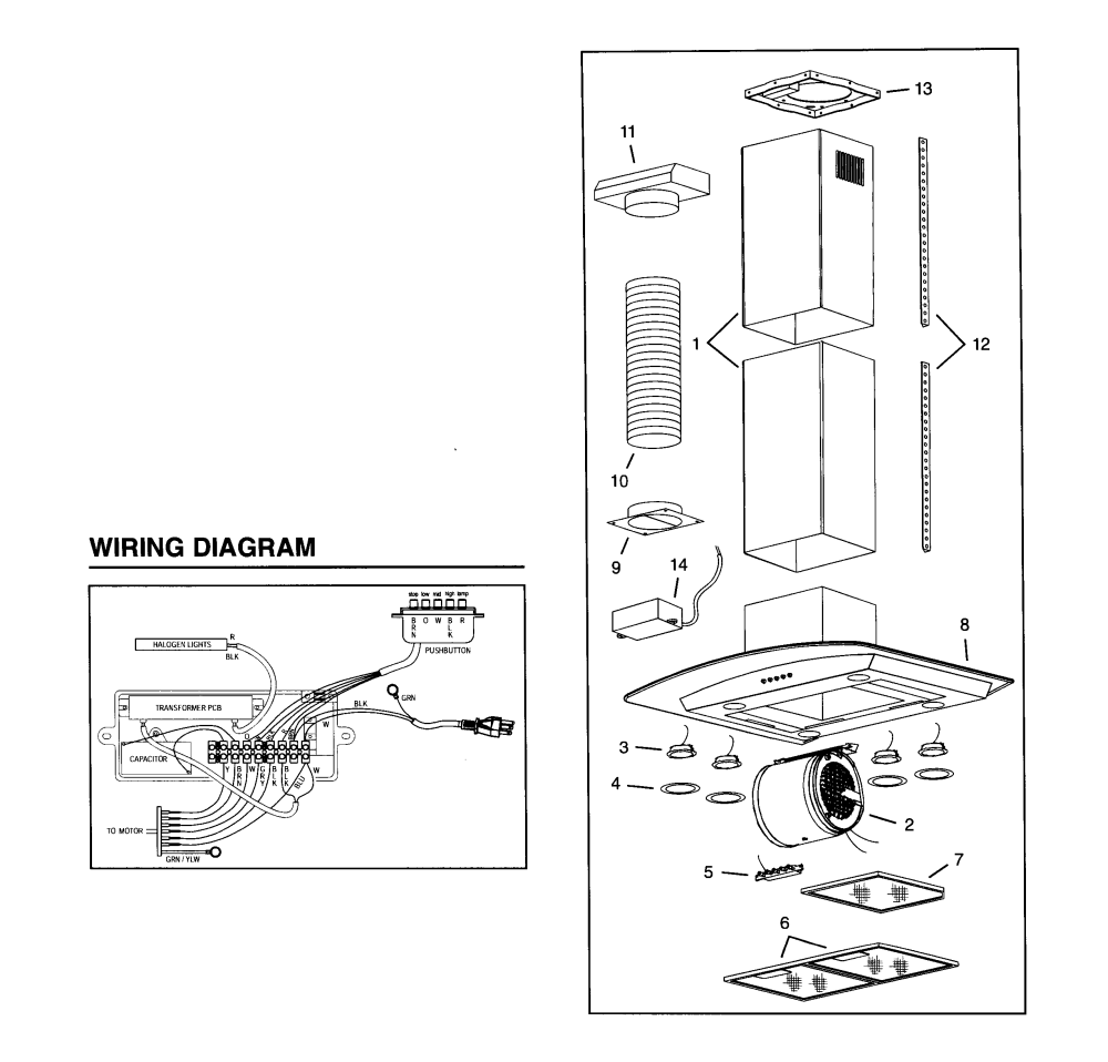 medium resolution of broan range hood wiring diagram wiring diagram and hernes invent bath and ventilation fans broan