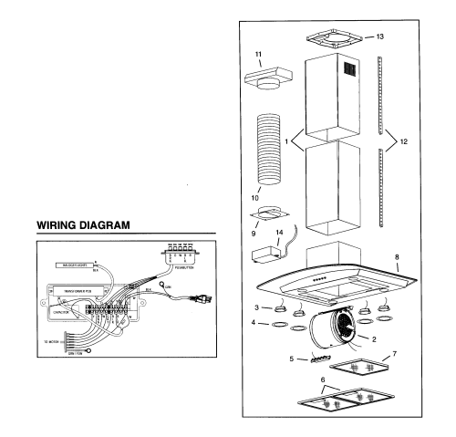 small resolution of broan range hood wiring diagram wiring diagram and hernes invent bath and ventilation fans broan