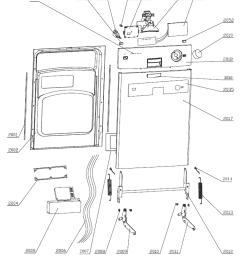 edgestar bidw18ss 1 door assy diagram [ 2400 x 2778 Pixel ]