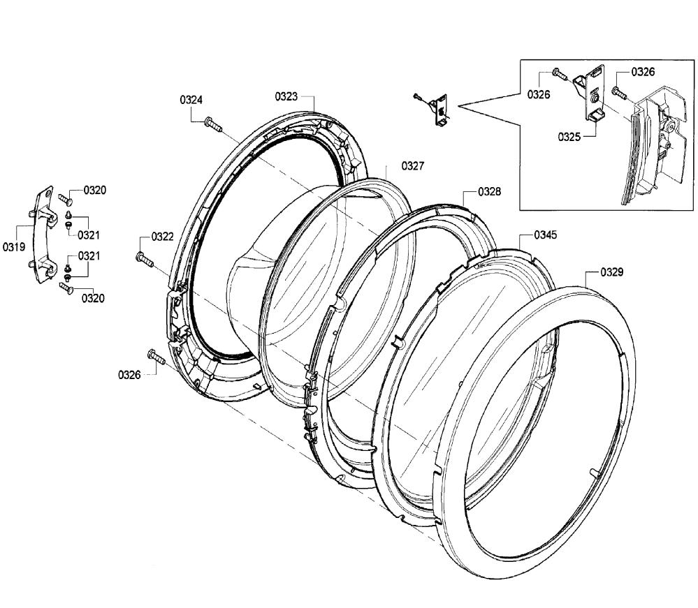 medium resolution of figure aii 6 wiring diagram of a washing machine elsavadorla bosch washing machine wiring diagram whirlpool