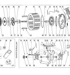 haier hlp141e cf06m0e0m00 inside parts diagram [ 1692 x 1474 Pixel ]