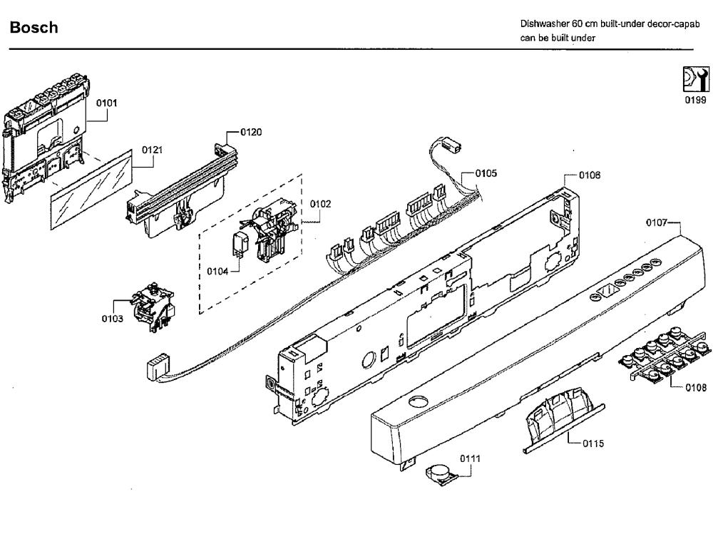 medium resolution of bosch she43rl5uc 64 control panel diagram