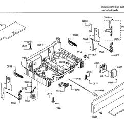 bosch she43rl5uc 64 base diagram [ 1694 x 1307 Pixel ]