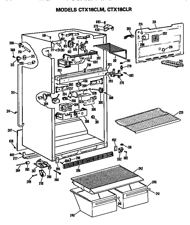 [DIAGRAM] Wiring Diagram For Hotpoint Fridge Freezer FULL
