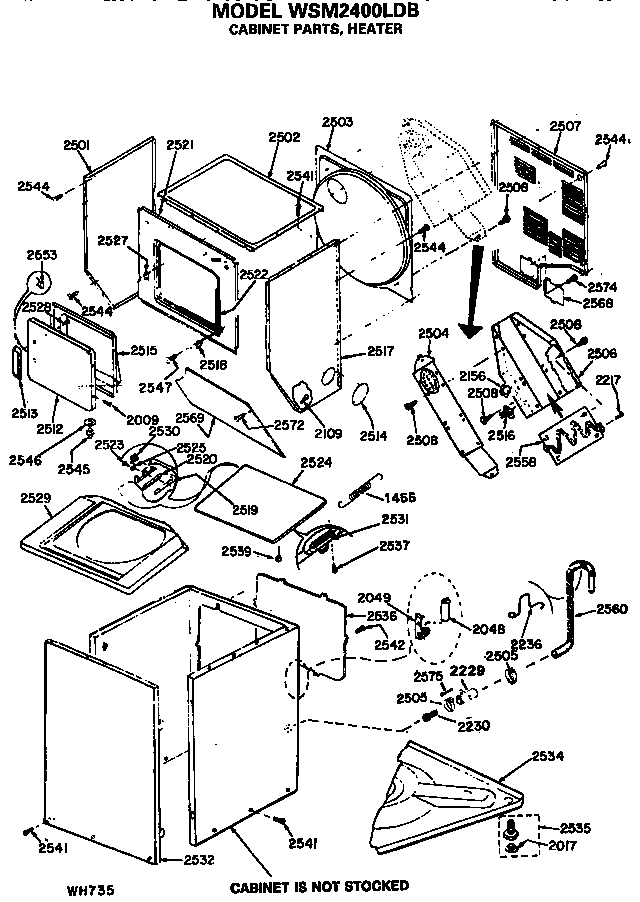 Washer Dryer: Washer And Dryer Parts