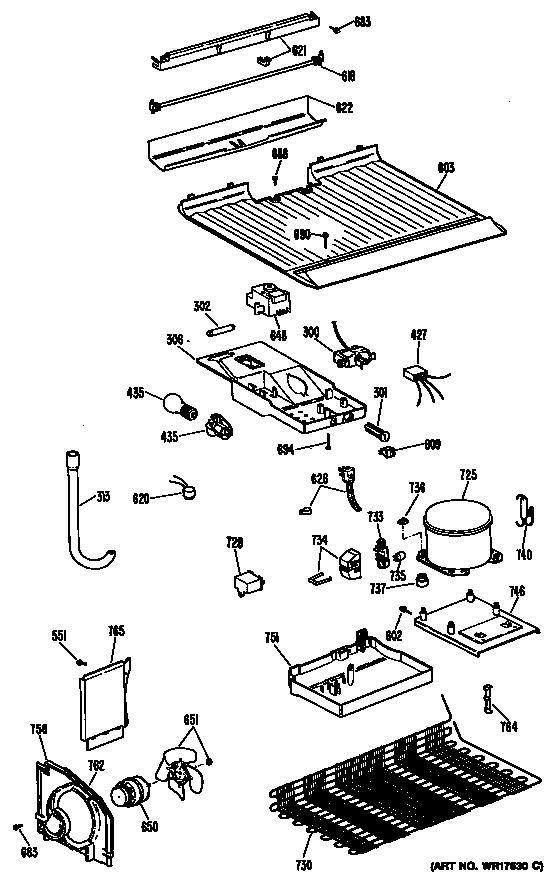 Refrigerator Compressor: Compressor Ge Profile Refrigerator