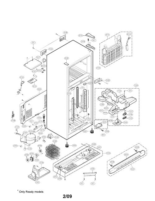 small resolution of 25316082108 kenmore freezer repair parts manuals
