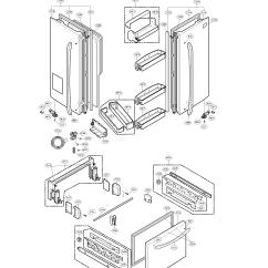 Kenmore Elite Parts Diagram Bmw X5 E70 Headlight Wiring Door And List For Model 79579759900