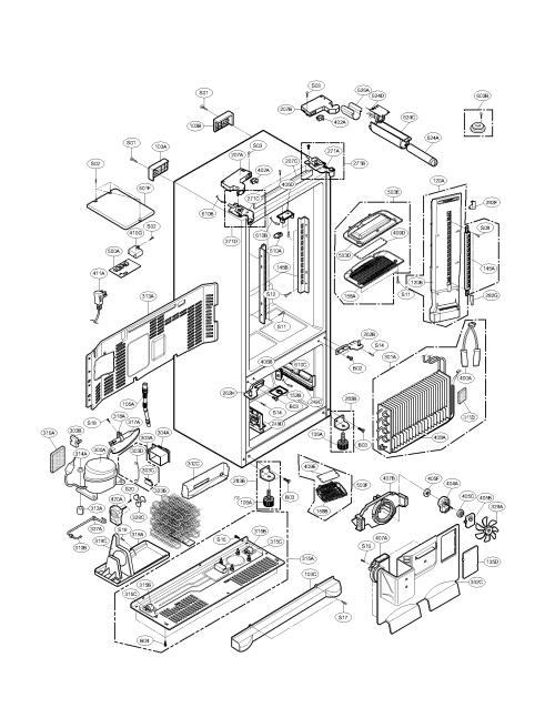 small resolution of kenmore refrigerator schematic diagram wiring diagram general compressor wiring diagram kenmore refrigerator