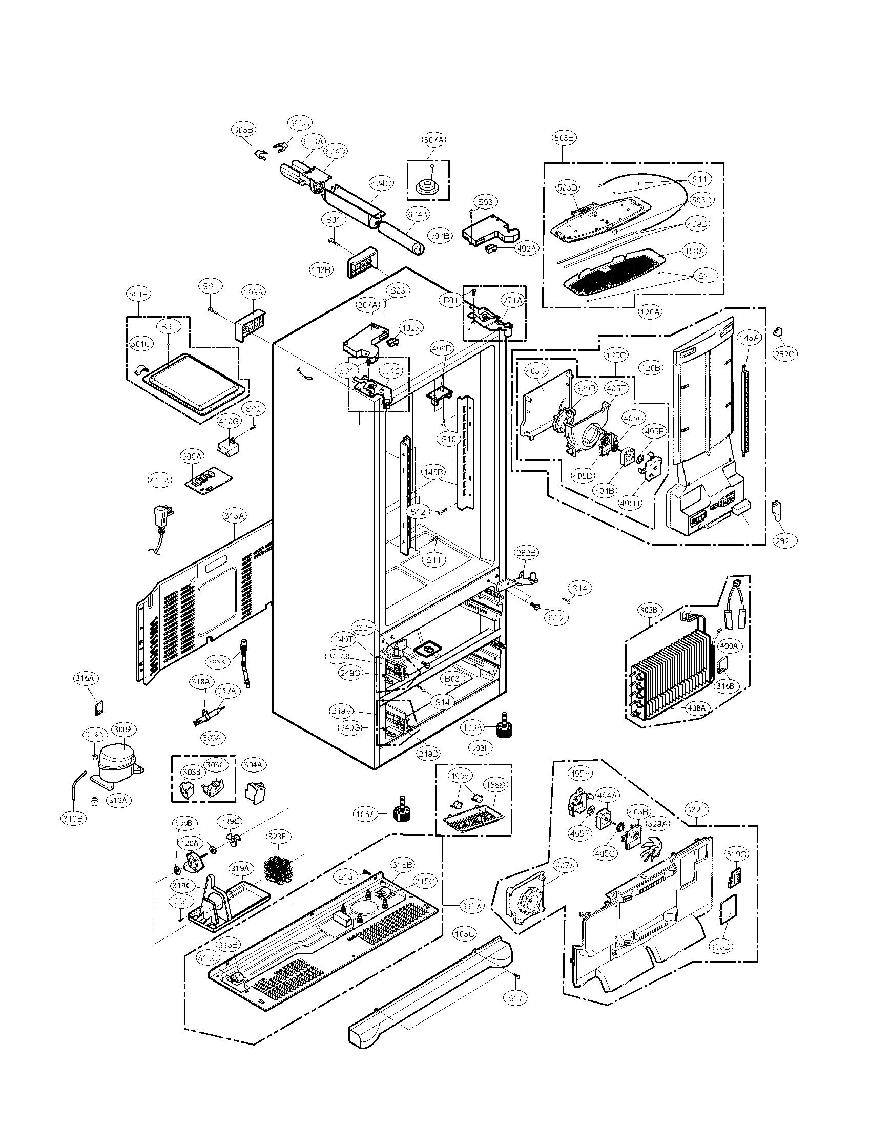 Refrigerated: Kenmore Elite Refrigerator Parts