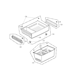 Kenmore Elite Parts Diagram Heater Wiring Refrigerator Freezer Model