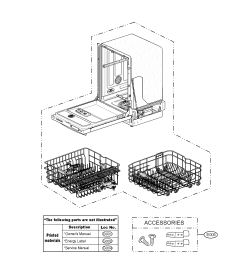 lg dishwasher parts model ldf7932st sears partsdirect wiring diagram for lg 7932st [ 1700 x 2200 Pixel ]