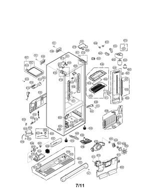 LG REFRIGERATOR Parts   Model LFX25973ST   Sears PartsDirect