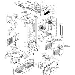 Kenmore 106 Refrigerator Parts Diagram Rose Ice Maker Spring Tubing
