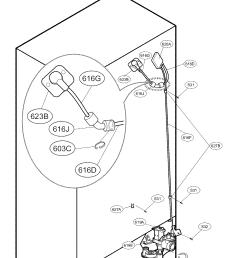 looking for kenmore elite model 79571033010 bottom mount kenmore fridge instructions kenmore fridge schematic [ 856 x 1470 Pixel ]