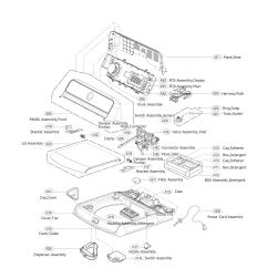 Lg Front Load Washer Parts Diagram Puch Maxi Wiring Newport Free Engine Image For Model Wt7700hva Sears Partsdirect