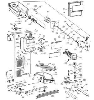 Kitchenaid Side By Refrigerator Parts Diagram – Wow Blog