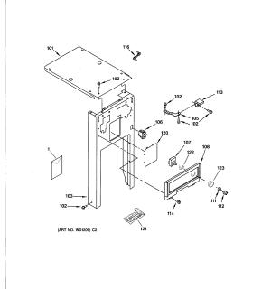 GE COMPACTOR Parts | Model GCG1540F0SS | Sears PartsDirect